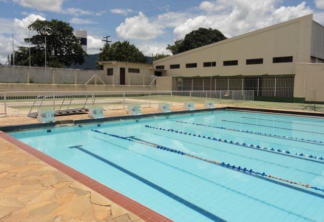 Depois de polêmica piscinas do CES serão liberadas mediante cadastro e apresentação de exame médico