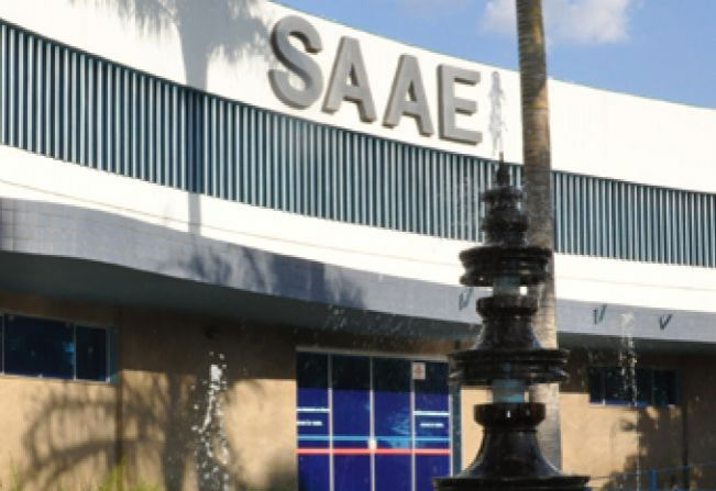SAAE divulgou mensagem sobre falta de água