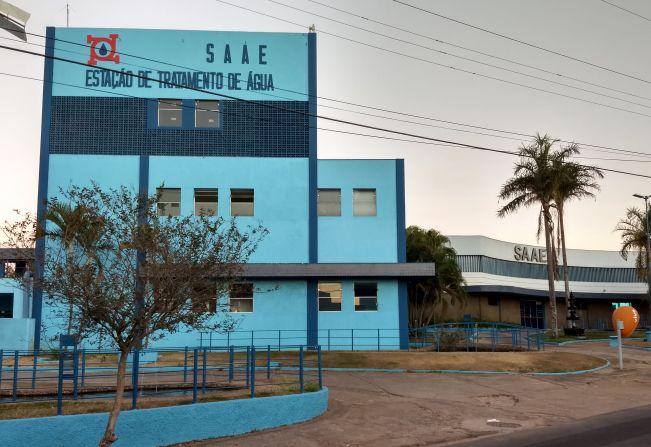Reforma do reservatório do SAAE foi finalizada e recebida provisoriamente