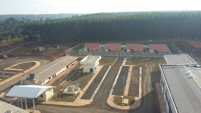 Centros de Detenção em Gália: unidades devem entrar em operação neste primeiro semestre