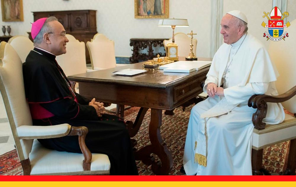 Vaticano envia carta de agradecimento à Diocese de Marília
