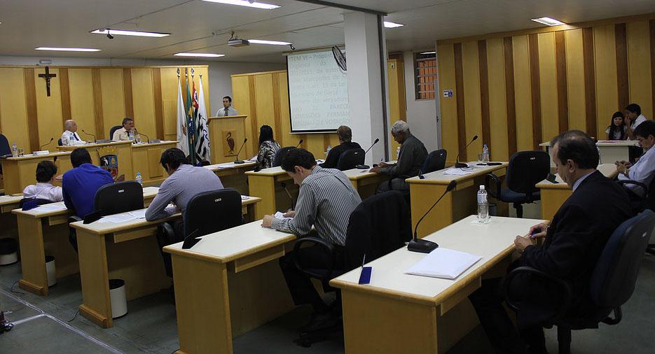 Projeto que reduz número de vereadores foi deliberado por unanimidade