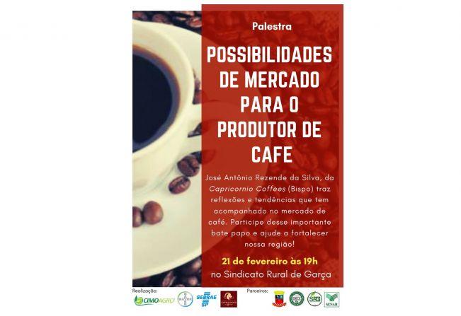 Reunião alinha atividades em prol da cafeicultura da região