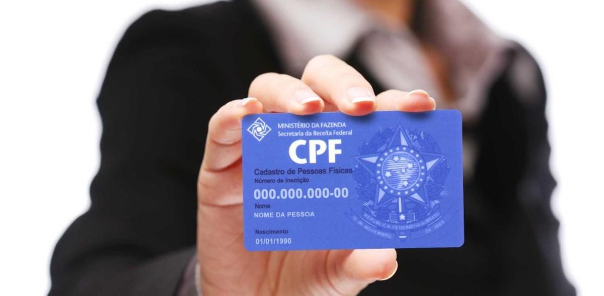 Imposto de Renda: inscrição de CPF pode ser feita nos Correios