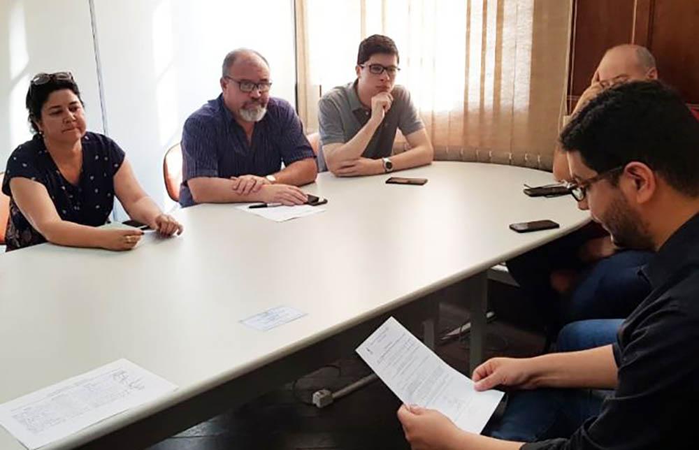 Conselho de Segurança aprova parceria com a Acig para instalação de câmeras em Garça
