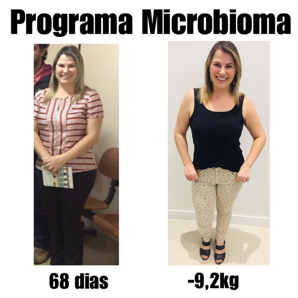 Daniele Mancini apresenta o Programa Microbioma - Saúde e Emagrecimento através do intestino!