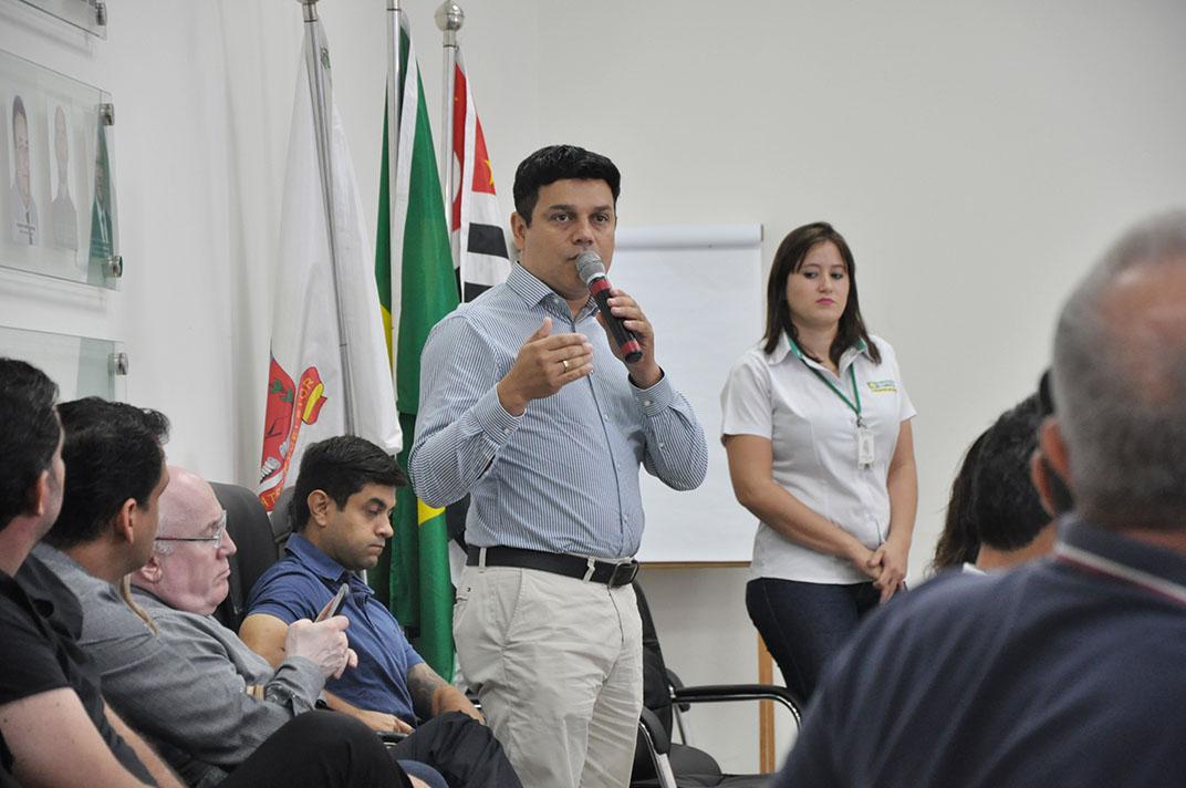 Os frutos denunciam se a árvore é boa ou não: ACIM participa de Café com Presidente em Garça e vai realizar evento em Marilia