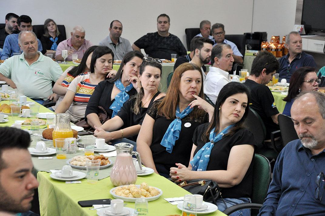 Zona Azul: comerciante salienta importância do serviço para economia local