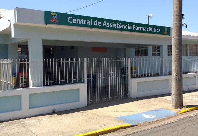 Farmácia Central de Garça começará a funcionar nesta segunda-feira, dia 16