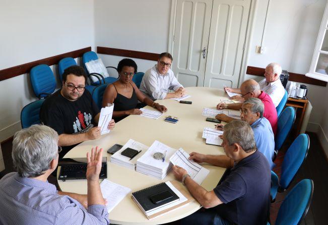 Reunião no gabinete do prefeito define acertos burocráticos do Cerejeiras Festival 2020