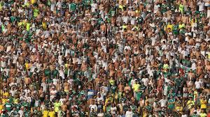 Palmeiras teve maior público e arrecadação na Série B em 2013 do que na A em 2012