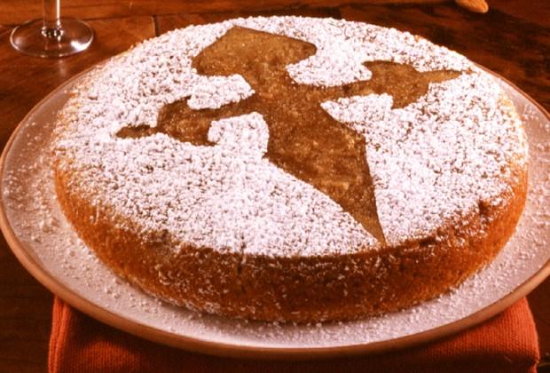 Especial de Natal: torta de Santiago