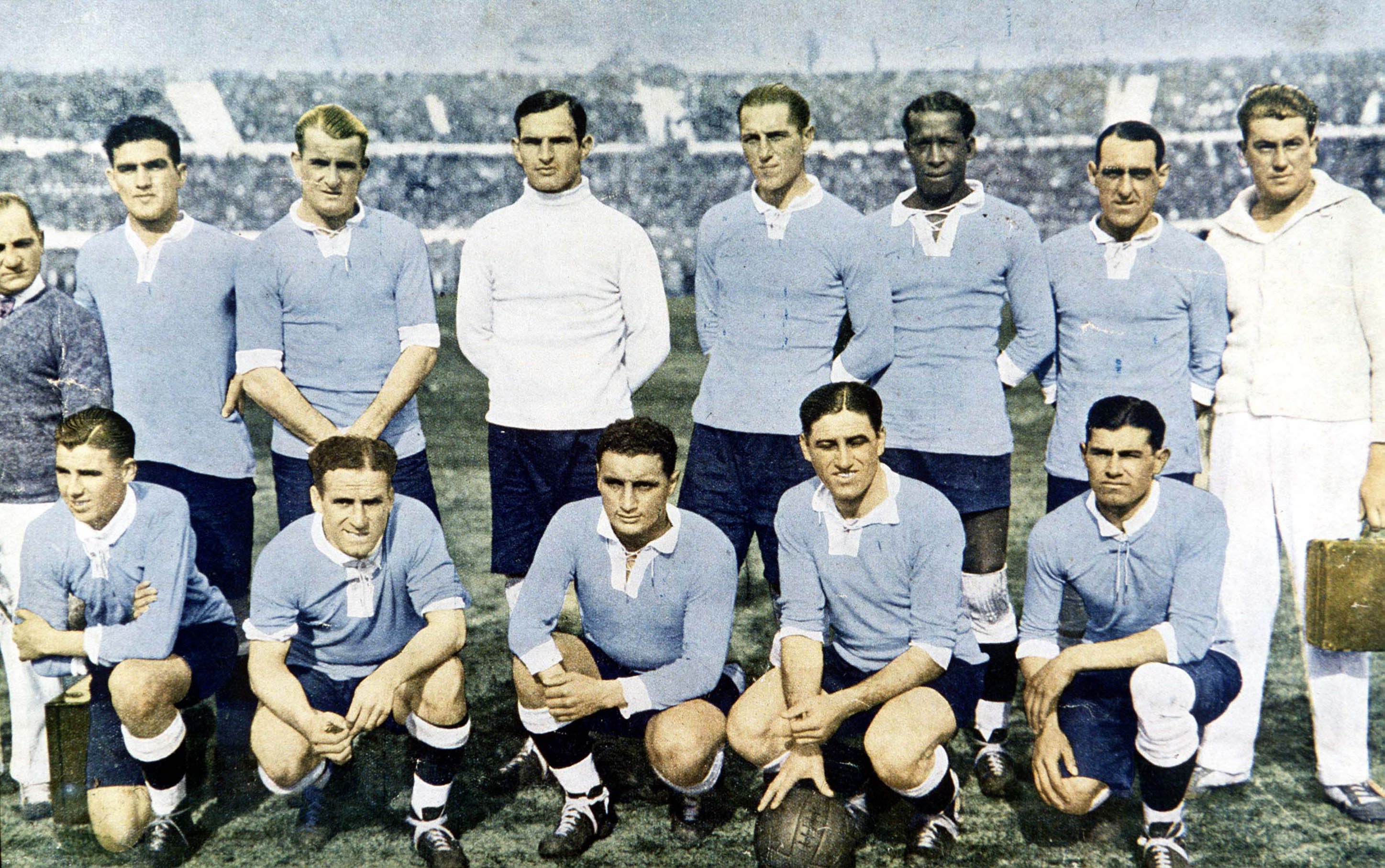 História das Copas Parte ''I''