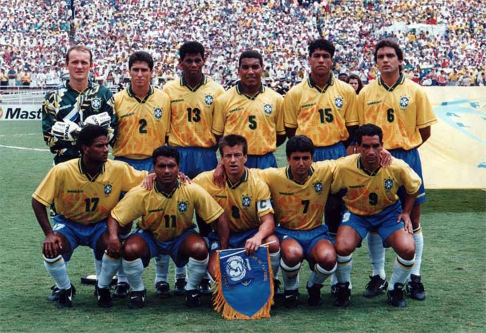 História das Copas: 1.994, Brasil é tetracampeão