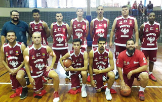 Basquetebol garcense está nas semifinais dos Jogos Regionais de Marília